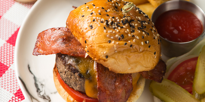 Burger from Patsy
