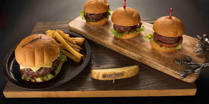 Burgers from Morganfield