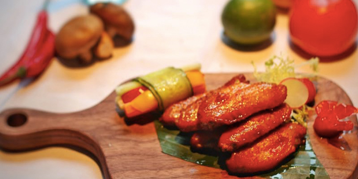 Chicken Wings from Incline Bistro located in Minhang, Shanghai