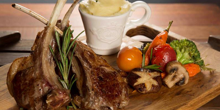 Lamb Chops from Morganfield