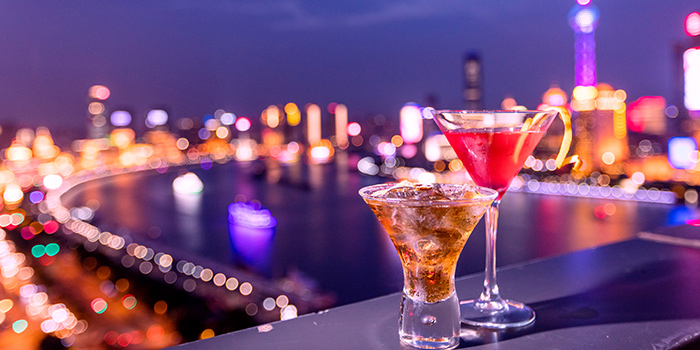 Cocktail from Ruiku (Wanda Reign) located in Huangpu, Shanghai