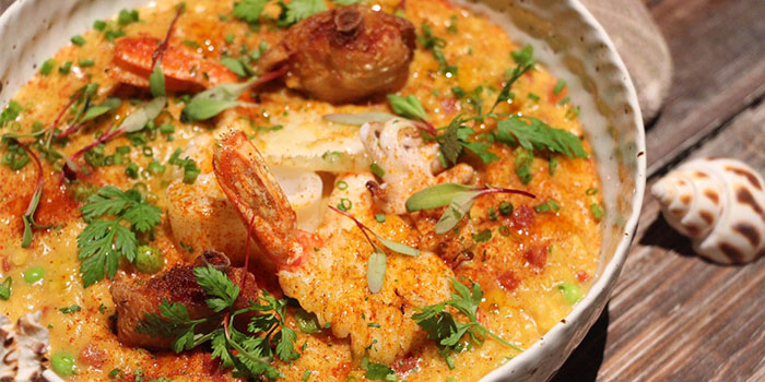 Paella Risotto of The Beach House(Julu Lu) located in Jing
