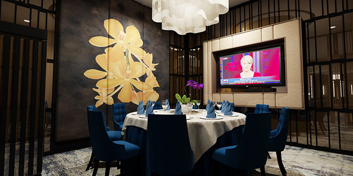 Private Room of Capitaland X Chope - Chopebook demo located in Chaoyang, Beijing
