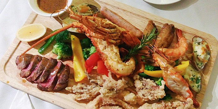 Seafood Platter from AriaLand located in Xuhui, Shanghai