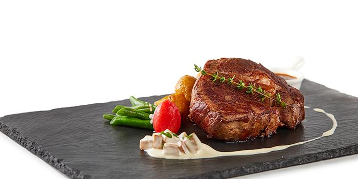 Steak from EQ located in Huangpu, Shanghai