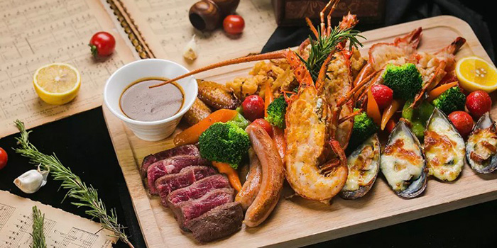 Surf and Turf from AriaLand located in Xuhui, Shanghai
