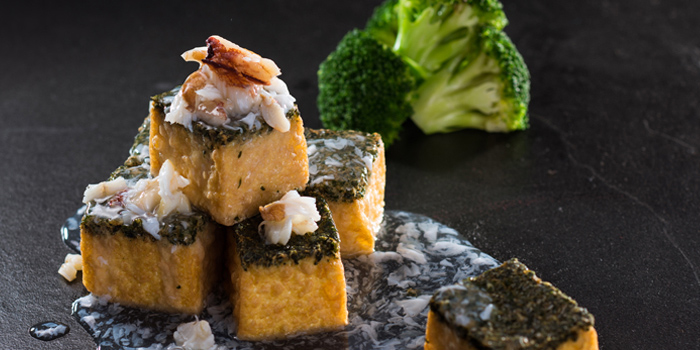 Tofu from Jumbo Seafood (Shanghai L