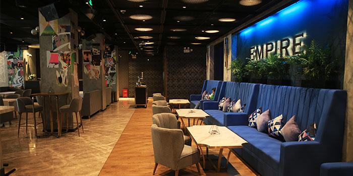 Indoors of Empire Bund 1 located in Huangpu, Shanghai