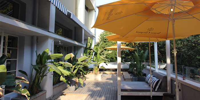 Outdoors of The Beach House(Julu Lu) located in Jing