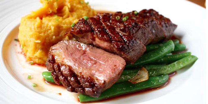 Beef of Taste & See Western Restaurant located in Jing