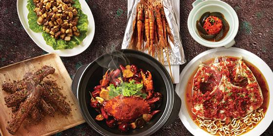 Ten Ten Hunan Bistro (Reel)