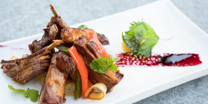 Lamb-chop of Xibo(Maoming Bei Lu) located in Jing