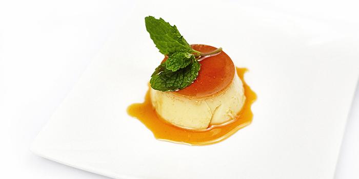 Pudding from Boteco Brazilian Bar and Food located on Julu Lu, Jing