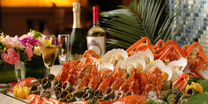 Seafood of California Cafe (Regal International East Asia Hotel) located in Xuhui, Shanghai