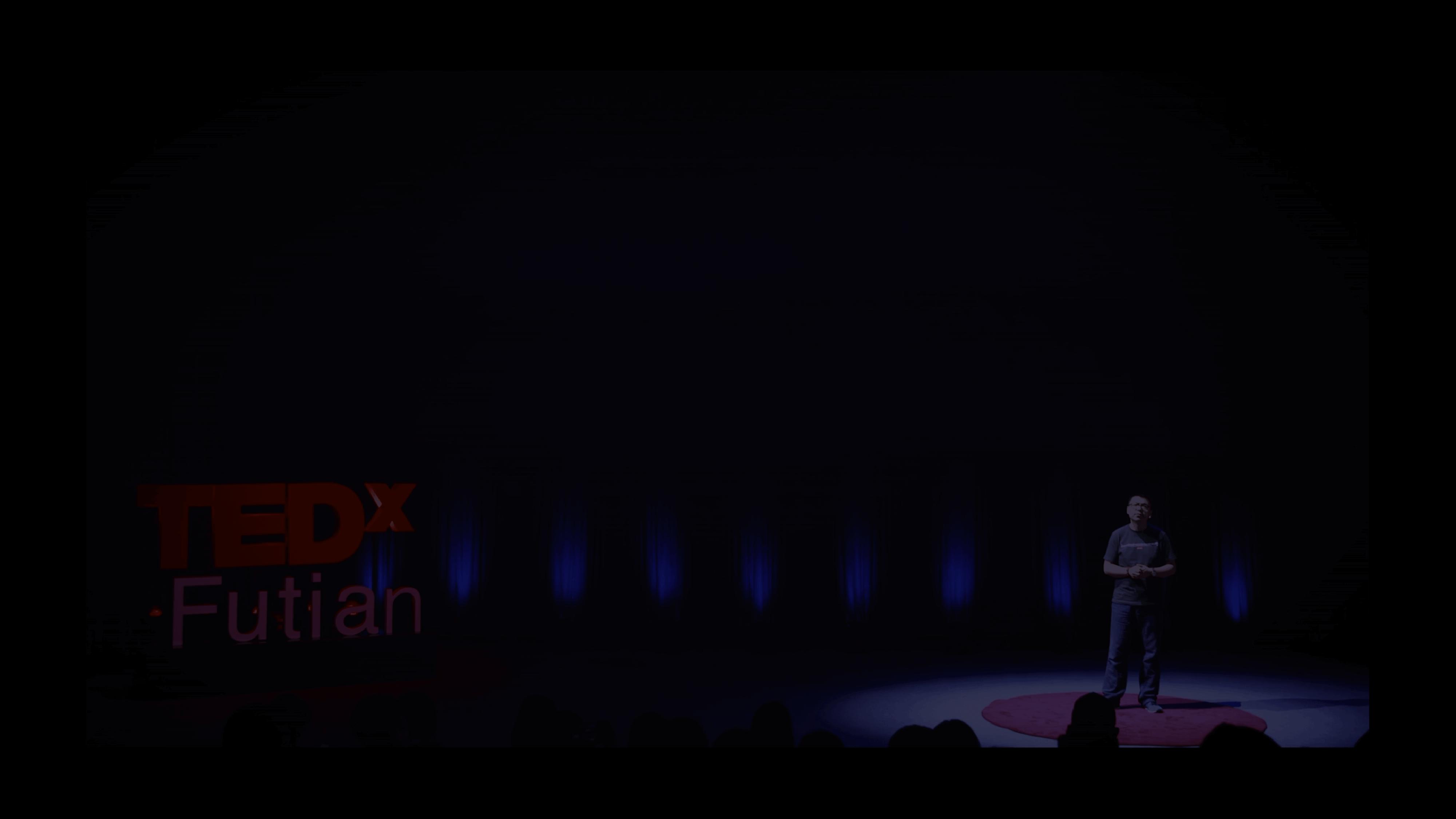 CEO's TED Speak