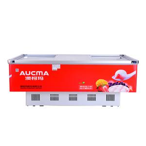 SC/SD-572NE  透明门冷藏冷冻转换柜