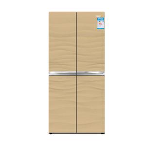 澳柯玛 BCD-392MNE  对开四门家用冰箱