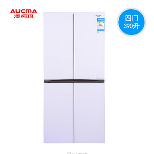 BCD-390YG十字对开门冰箱
