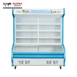 1.8米双门点菜柜 BCD-1800D 上冷藏下冷冻