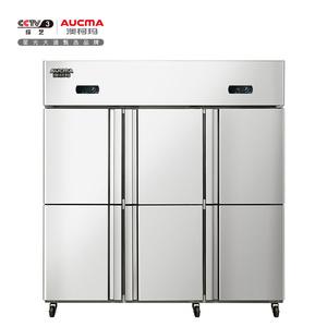 VCF-1300D6 商用六门厨房冰箱冷藏冷冻柜