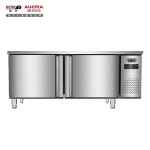 HCF-180D 1.8米商用厨房冷柜 双温柜