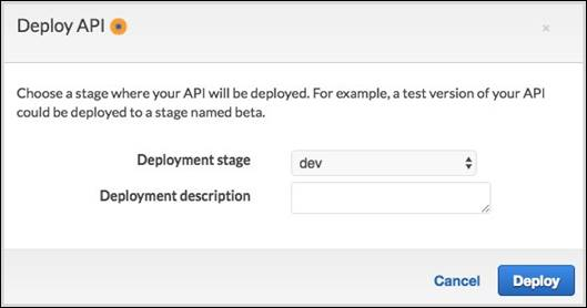 使用 Amazon API Gateway 为 SAP 部署 API