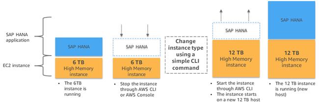 Amazon EC2 高内存实例运行 SAP HANA: 简单,灵活,性能强大(一)