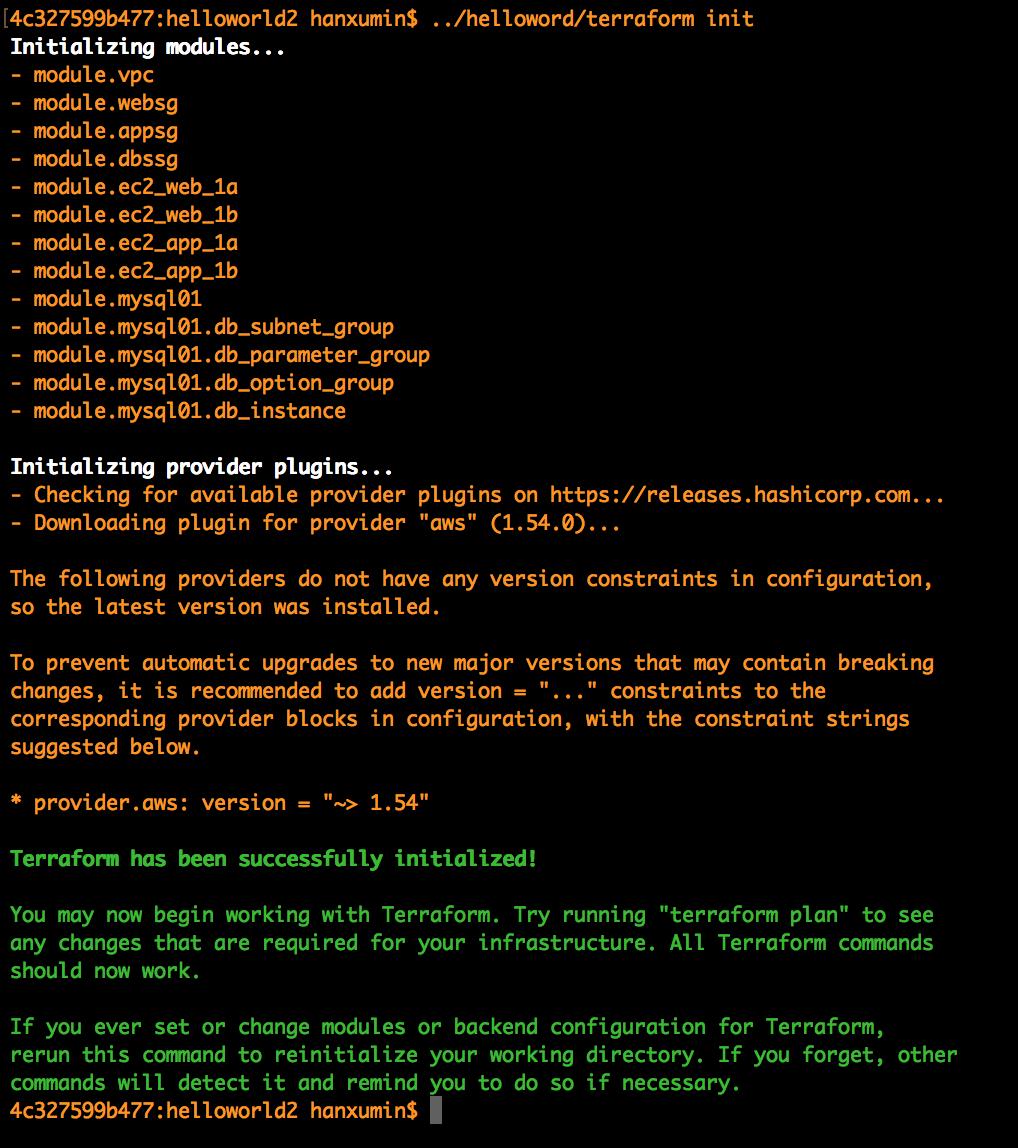 使用Terraform 在AWS 中国区域实现自动化部署指南系列(二) TERRAFORM