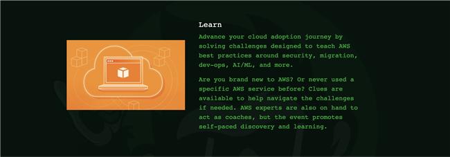 AWS Security JAM 服务之启动篇