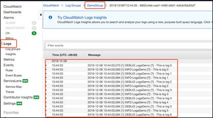 在.NET Core 环境下对日志和指标进行集中化管理(二)