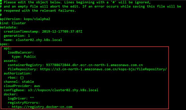 如何在 AWS 中国区上基于 EC 2搭建 Kubernetes(二)