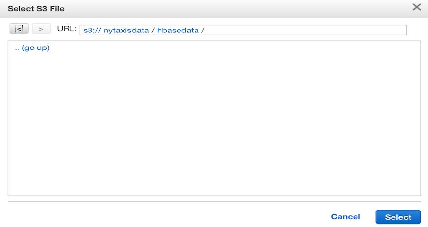 使用 Athena 替换 Hbase 实现对历史数据的查询分析