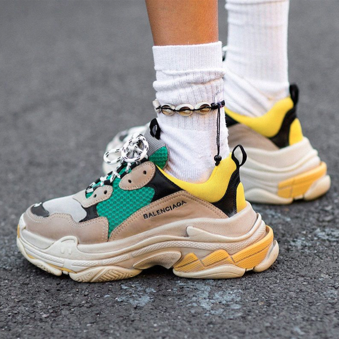 dad sneakers louis vuitton