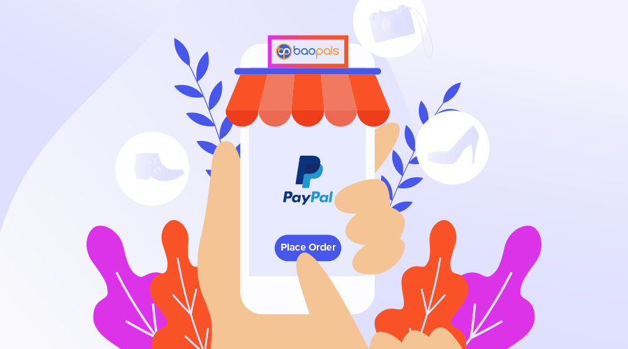 Pay With Paypal on Baopals! | Baopals