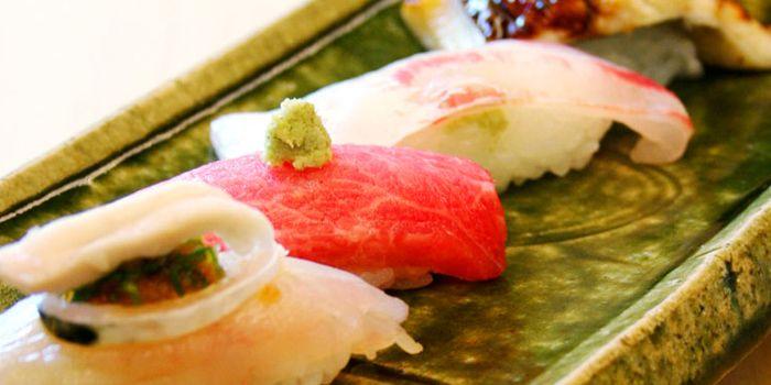 Sushi from Mai at The Westin Beijing in Sanyuanqiao, Beijing