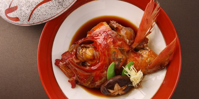 Red Snapper from Mai at The Westin Beijing in Sanyuanqiao, Beijing