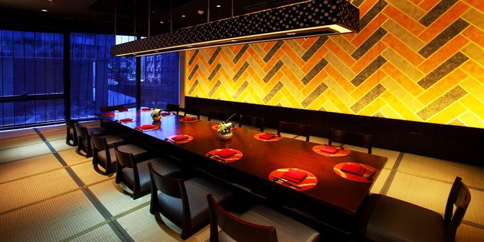 Tatami Room of Mai at The Westin Beijing in Sanyuanqiao, Beijing