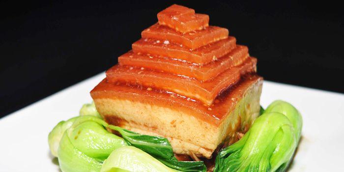 Pork Belly from Suntime Century Chinese Restaurant in Grand Kempinski Hotel Shanghai, Pudong, Shanghai