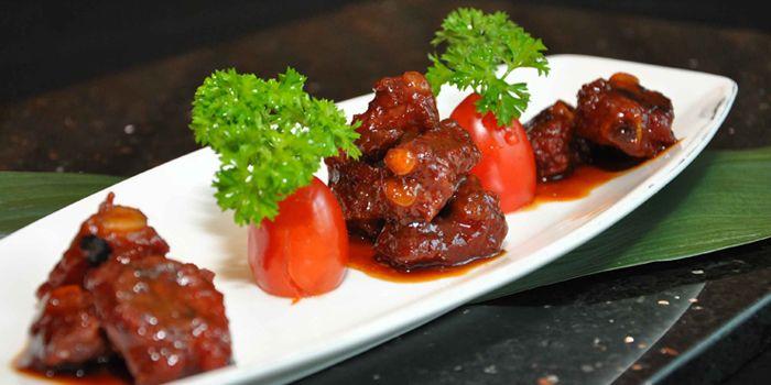 Pork Ribs from Suntime Century Chinese Restaurant in Grand Kempinski Hotel Shanghai, Pudong, Shanghai