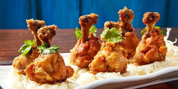 Fried Chicken from Urban Thai (Changle Lu) in Jingan, Shanghai