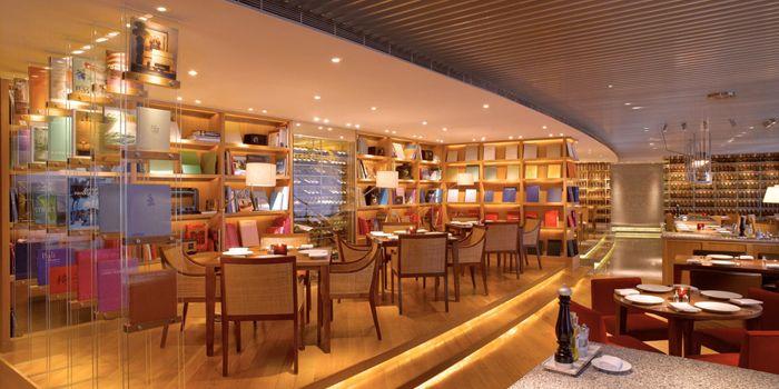 Dining Area of VUE Restaurant in The Bund, Shanghai