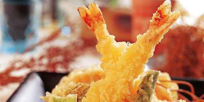 Seafood Tempura from Haiku @ Taojianglu in Former French Concession, Shanghai
