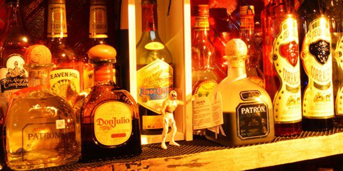 Tequila from El Luchador (Xintiandi) in Huangpu, Shanghai