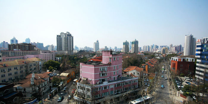 View of Hai by Goga located in Xuhui