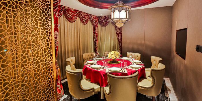 Indoor of MAKAN Restaurant located on Caoxi Bei Lu, Shanghai