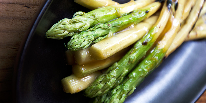 Asparagus from Mithai located in Xuhui District, Shanghai