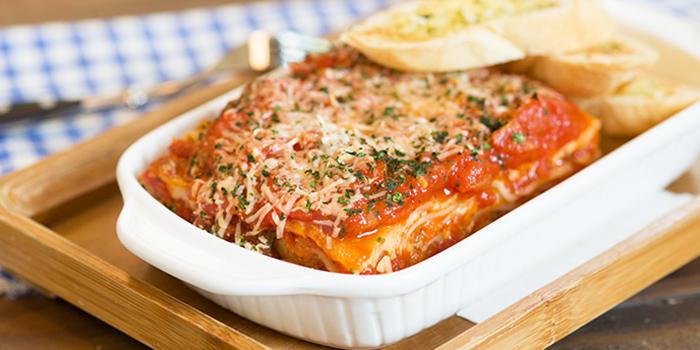 Atsa Meatball Spaghetti from Al