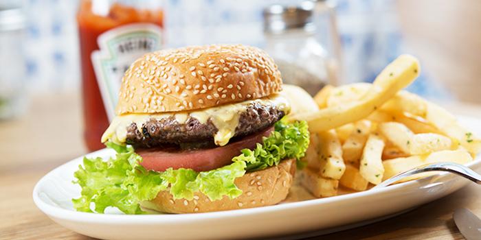Burger from Al
