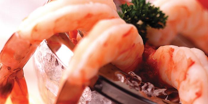 Shrimp Cocktail from Morton