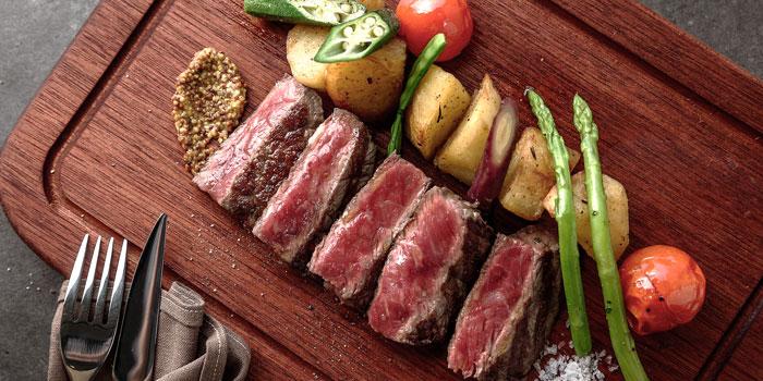 Beef of Bianchi & Bella Ciao located on Jianguo Zhong Lu, Luwan, Shanghai
